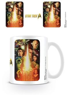 Star Trek 50th Anniversary Tasse The Cage