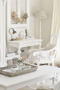 moois en liefs: wonen in wit