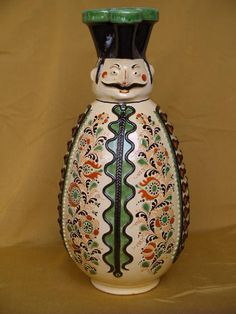 Hungarian pottery - my nagymama had one of these in her kitchen! Hungary Travel, Hungarian Embroidery, My Roots, Central Europe, My Heritage, Art Music, Embroidery Patterns, Art Decor, Arts And Crafts