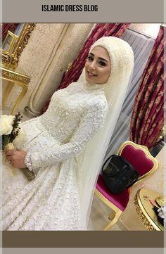 Nagihan özdoğan makeup studio on In Muslim Wedding Dresses, Muslim Brides, Wedding Hijab, Muslim Girls, Muslim Women, Bridal Dresses, Bridesmaid Dresses, Muslimah Wedding, Man Fashion