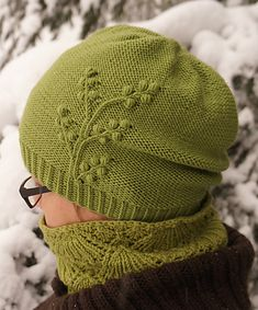 79c6af91e1a Pattern includes both english and finnish instructions and in addition two  sizes  slouchy hat and