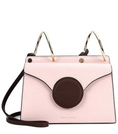 87aeb81fa721 380  Mini Phoebe Leather Shoulder Bag - Danse Lente