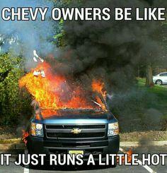 Memes For > Chevy Jokes