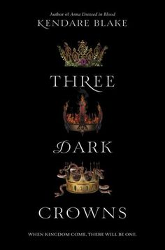 "A New York Times bestseller with over 2,000 five-star ratings on Goodreads: Three sisters fight to be queen — and only one can survive. An ""inventive fantasy that is as addictive as it is horrifying"" (Marissa Meyer, bestselling author of Cinder)."