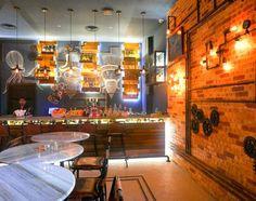 Superb Eat Drink KL Hugo Steampunk Premium Lounge Section Petaling Jaya