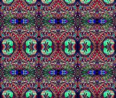 9,000 B.C. fabric by loriwierdesigns on Spoonflower - custom fabric