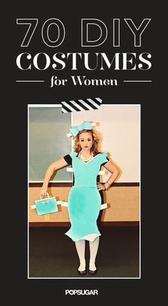 781 best halloween costume ideas at goodwill images on pinterest 70 mind blowing diy halloween costumes for women solutioingenieria Images