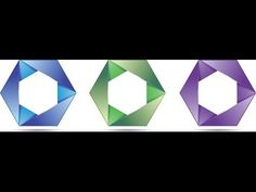 Adobe Illustrator CS6 Polygon Logo - YouTube Adobe Illustrator Tutorials, Logo Design, Layout, Logos, Illustration, Youtube, Art, Craft Art, Page Layout