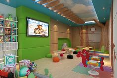 Suntrust Solana - Amenities; Daycare; Lobby; Function Room; Lounge Area