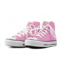 Converse Shoes Pink Chuck Taylor All Star Classic High Cheap Converse Shoes, Converse Outlet, Camo Shoes, Keds Shoes, Shoes Outlet, Pink Vans, Pink Converse, Converse All Star, Pink Chuck Taylors