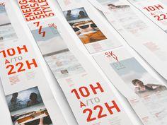 SkySpa | Imprimé / Print | lg2boutique