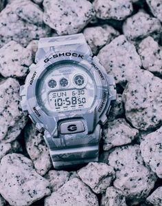 G-Shock Camouflage GD-X6900MC-3 & GD-X6900MC-7-1