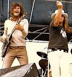 Steve Gaines, Ronnie Van Zant