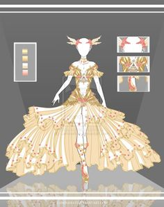 Com: Design outfit 3 by LaminaNati on DeviantArt