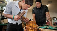 William Colenso College is a government run day school catering for Years and has been hosting international students from many countries since Carving, College, Study, School, University, Studio, Wood Carving, Sculpture, Investigations