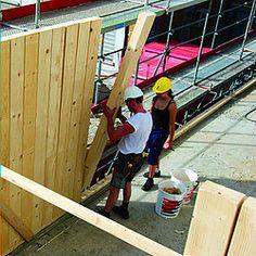 Holzbausysteme - eine Übersicht