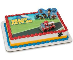 PAW Patrol(TM) Just Yelp for Help DecoSet® Cake (sku: 7441C)
