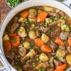 Beef Stew Recipe {Homemade & Flavorful} - Spend With Pennies lss add 1 tso thyme and paprika and 1 T sugar All You Need Is, Easy Beef Stew, Homemade Beef Stew, Homemade Lasagna, Spend With Pennies, Stuffed Mushrooms, Stuffed Peppers, Casserole Dishes, Ground Beef