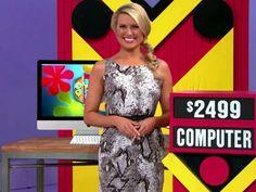 Rachel Reynolds - The Price Is Right (6/1/2015)