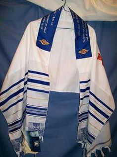 HOLY GHOST AND FIRE PRAYER SHAWL