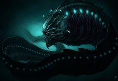 Deep Sea Ever wonder... by rpowell77.deviantart.com on @deviantART