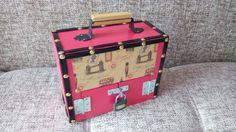 Treasure Box money box keepsake case bank box от PaintingTatyana