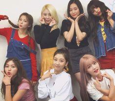 CrystaL Clear CLC girl group #seunghee #seungyeon #yeeun #yujin #clc #eunbin #sorn #elkie