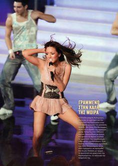Superstar Kalomira performing on stage in Athens. More info at: Kalomira.com #kalomira #kalomoira #kalomiraboosalis #pop #singer