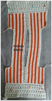 Fabulous Crochet a Little Black Crochet Dress Ideas. Georgeous Crochet a Little Black Crochet Dress Ideas. Crochet Headband Pattern, Crochet Poncho Patterns, Crochet Shirt, Knitting Patterns, Mode Crochet, Diy Crochet, Crochet Top, Bikini Crochet, Crochet Summer Tops