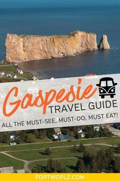 Extend your Québec City vacation and plan a Québec road trip to the Gaspé Peninsula! It is, hands down, the best East Coast road trip to take in Canada! Travel Usa, Travel Tips, Travel Destinations, Travel Hacks, Travel Packing, Budget Travel, Travel Guides, Perfect Road Trip, Canadian Travel