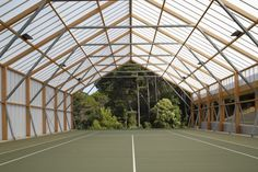 Gallery of Cannes Tennis Club / Comte & Vollenweider Architectes - 5