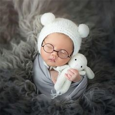 Newborn Infants Photography Props Flat Glasses Baby Studio Shooting Photo Prop Photo Accessories - My best baby product list Foto Newborn, Baby Boy Newborn, Newborn Pictures, Baby Pictures, Infant Boy Photos, Infant Pictures, Newborn Baby Photos, Foto Baby, Newborn Baby Photography
