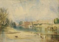 David Lerner Associates announces the completed sale of Joseph Mallord William Turner's watercolor 'Hampton Court Palace' (1829) for $1,666,000.00 by The Great Art Fund III, LLC for which David Lerner Associates was the sole placement agent.