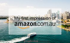 Have you tried or started shopping on Amazon Australia? Here's my first impression. What's yours? :) #millennial #millenniallifestyle #millennialshopping #shopping #amazon #amazonaustralia
