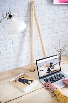 Finding the right statement desk for your office can be a bit tricky, because work desks play a crucial role in the office environment. Desk Lamp, Table Lamp, Craft Desk, Office Environment, Work Desk, Desk Organization, Easel, Wood, Artist