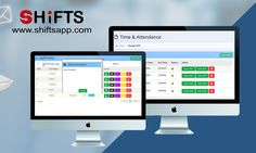 SHIFTS is a company dealing in the supply of free time and attendance software, attendance monitoring system with nearly a decade of experience as a reseller of market's leading office management software.
