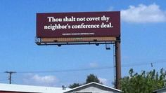 "Texas A&M Fans Provoke Baylor With Waco Billboard: ""Thou Shalt Not Covet Thy Neighbor's Conference Deal"""