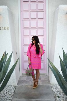that pink door palm springs | sassy red lipstick