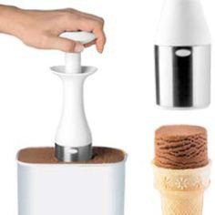 Strange Ice Cream Scooper