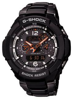 ]CASIO G-SHOCK SKY COCKPIT 電波時計 MULTIBAND 6 GW-3500BD-1AJF