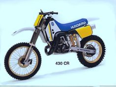 1987 Husqvarna 430 CR | by Tony Blazier
