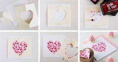 Postal de San Valentín.