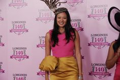 2014 Longines Kentucky Oaks Fashion Contest | 2015 Kentucky Derby & Oaks | May 1 and 2, 2015 | Tickets, Events, News Kentucky Derby Fashion, Churchill Downs, Horse Racing, Events, News, Color, Women, Colour, Colors