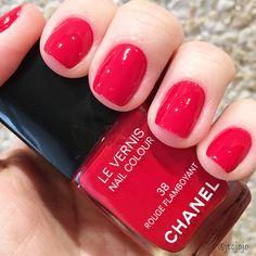 Rouge Flamboyant (38) - Chanel