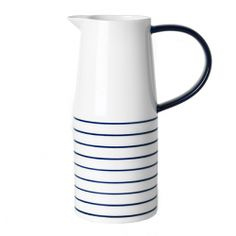 Cobalt Large Jug w/ Handle