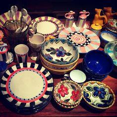 Platos y bowls