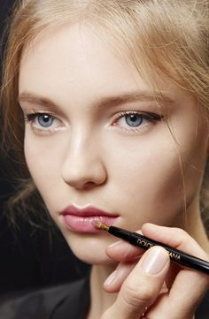 Runway Beauty: Italy Inspired Romance at Dolce & Gabbana S/S 2016 - Makeup For Life
