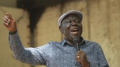 Durban - The leader of the Zimbabwe opposition political party Movement for Democratic Change (MDC), Morgan Tsvangirai, is reported to be in a critical condition. News 15, Political Party, Zimbabwe, Newspaper, Change, Journaling File System, Magazine