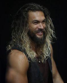 Love. His. Hair.