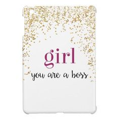 Add quote or any text and design you like to your own personalized ipad case.